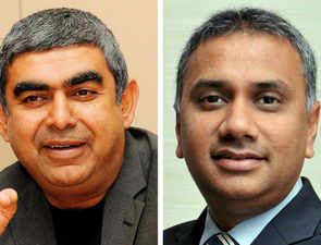 Why is Vishal Sikka keeping quiet about new MD and CEO of Infosys, Salil Parekh?