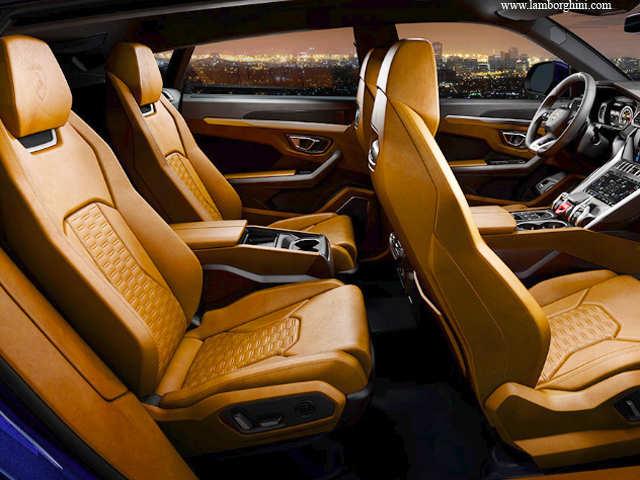Suv Lamborghini >> Lamborghini Urus World S First Super Suv Four Wheel Drive The