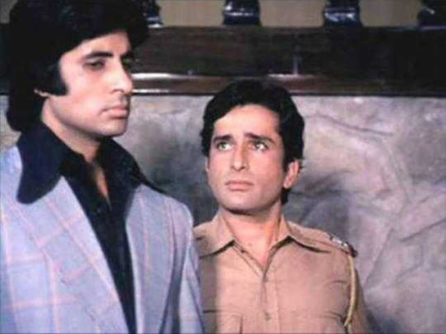 What Shashi Kapoor Taught The Big B Self Introduction Donning A