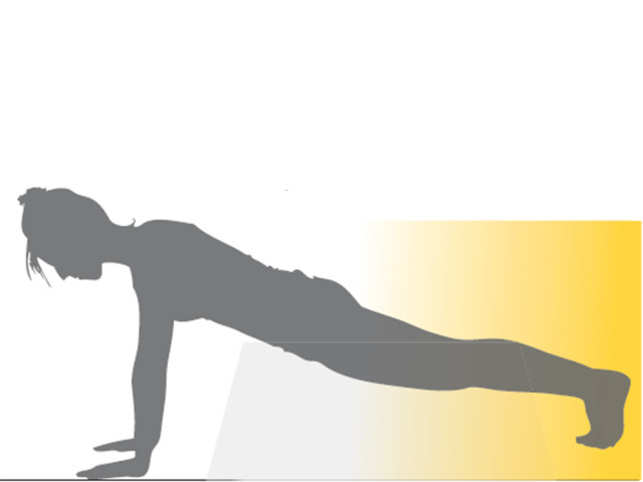A great asana to strengthen your core, calf muscles, hamstrings, shoulders and your entire arms.