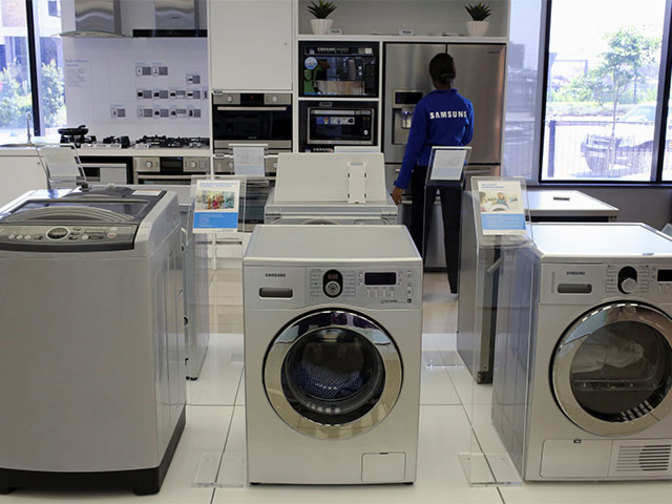 White goods sector sees decline in growth, wants cut in GST rate - Economic Times