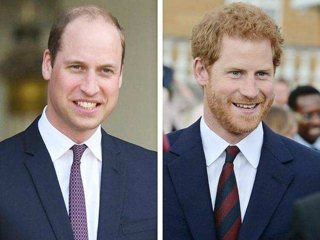 Prince Harry attending Star Wars premiere - with his brother