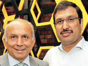 Prem Watsa says the key is to invest for the long term, and that's why the entrepreneur counts for a lot.