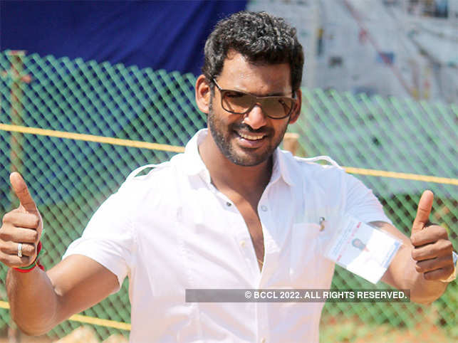 Vishal's nomination rejected, actor tweets to PM Modi seeking 'justice'