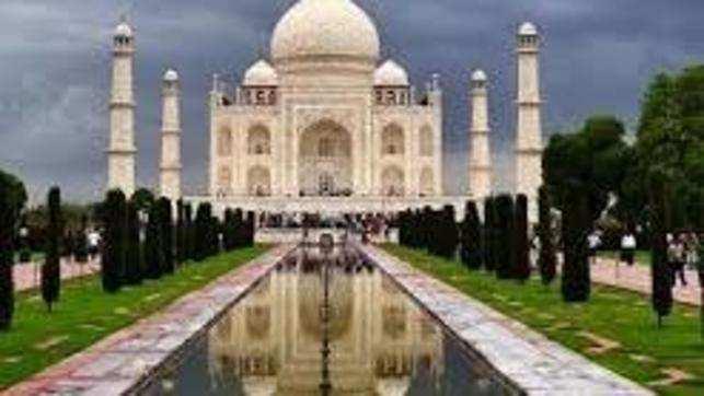 taj mahal taj mahal named second best unesco world heritage site