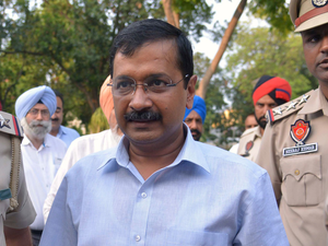 Kejriwal had sought stay on the summons issued to him by the trial court on March 4.