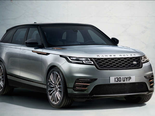 jlr range rover velar launched in india price starts from rs lakh the economic times. Black Bedroom Furniture Sets. Home Design Ideas