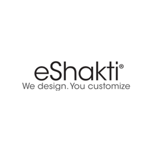 eShakti typically has over a 1,000 SKU's online and adds over 25 new products daily.
