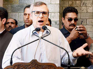 Omar Abdullah said that such a move in the past would have drawn strong condemnation from India.
