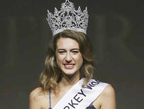 After losing crown, Miss Turkey faces up to one year jail over 'period tweet'