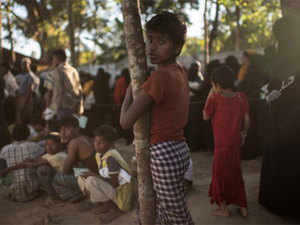Influx of Rohingyas and Bangladeshis though the porous Indo-Bangla border has been major concerns for India.