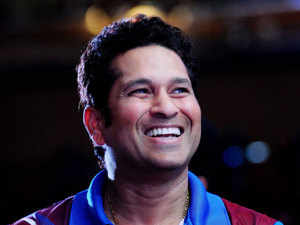 Tendulkar said the company worked on this project for two years and shot his batting in a high-tech studio in London where a James Bond movie had been filmed.