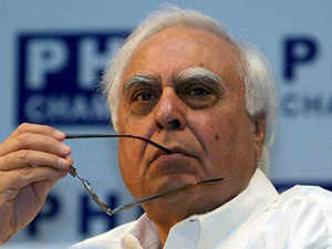 Sibal was fielded by the AOR (advocate on record) of Hashim Ansari's son Iqbal Ansari, Jilani said.