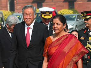 Nirmala Sitharaman contributes to Armed Forces Flag fund