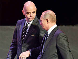 As the World Cup moves to Russia in 2018, maybe football's governing body must take a closer look at what's happening there.
