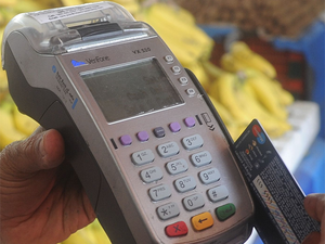 The revised policy has failed to cheer the smaller stores either with a lobby group complaining that switching to debit card payments will erode profits as the threshold is too low.