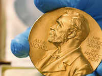 All-male affair! Only 1 out of every 20 Nobel Prizes are awarded to women