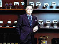 Smile, please! Raymond boss Gautam Singhania knows a thing or two about posing