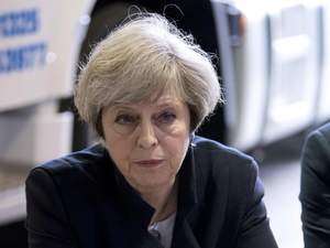 The EU says May has an effective deadline of Sunday night if she wants to seal a deal and hope to have agreement on trade talks in time for the EU summit on Dec. 15