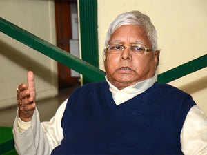IRCTC-Lalu case: ED attaches land in Patna