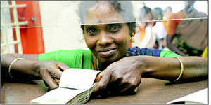 In two years, the 57 Pudhuaaru branches in Thanjavur district have signed up 70,000 customers.