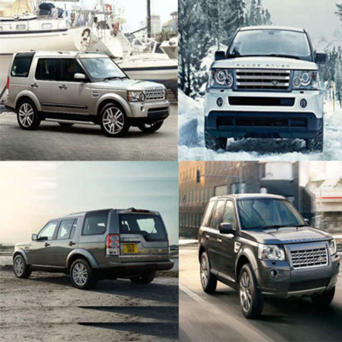Tata motors 39 land rover the first to define luxury suv for Tata motors range rover