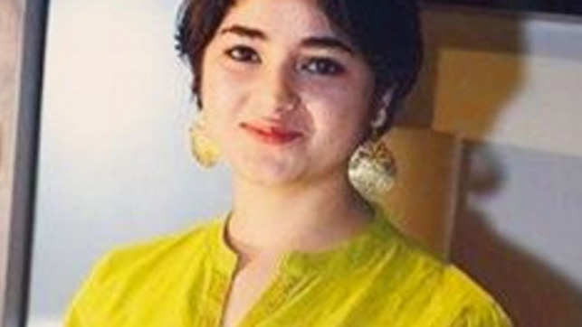 Watch: Harassed on flight, Zaira Wasim breaks down in Instagram video