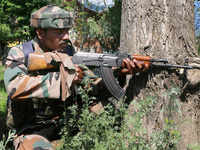 Jammu and Kashmir: Security forces kill three militants in encounter