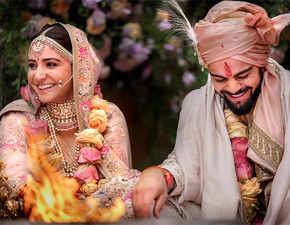 Big B, Karan Johar, Sachin Tendulkar join B-town and sports stars to wish newlyweds Virushka
