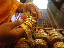 """Gold can move in the range of Rs 28,200-28,500 while silver can move in the range of Rs 36,600-37,400 in near term,"" said SMC Investments and Advisors."