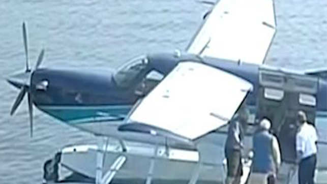 Watch: PM Modi's Seaplane Ride On Sabarmati On Last Day Of Gujarat Campaign