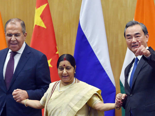 Russia-India-China meet: Jaish, LeT not named in joint document