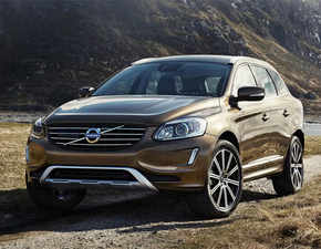 All-new Volvo XC60 unveiled in India forRs 55.9 lakh