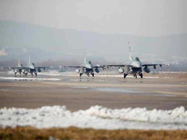 US, South Korea 'discuss' military drills amid Olympic worries