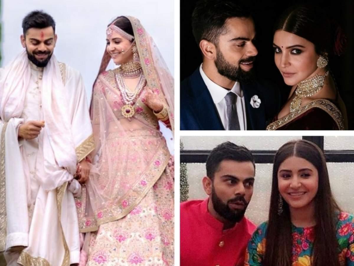 Virat Anushka Wedding: More reasons to gush over Virat and Anushka\'s ...