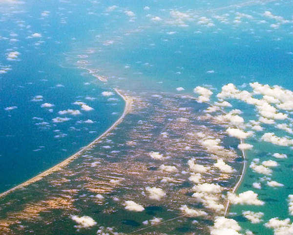 Ram Setu was man-made, TV show suggests