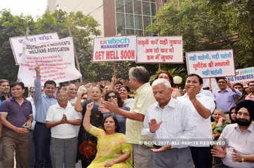 Real Estate Developers welcome govt's takeover of Unitech