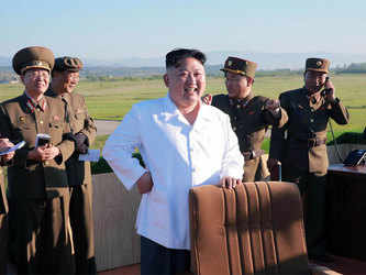 Kim Jong-un asks for strengthening of North Korea's nuclear force
