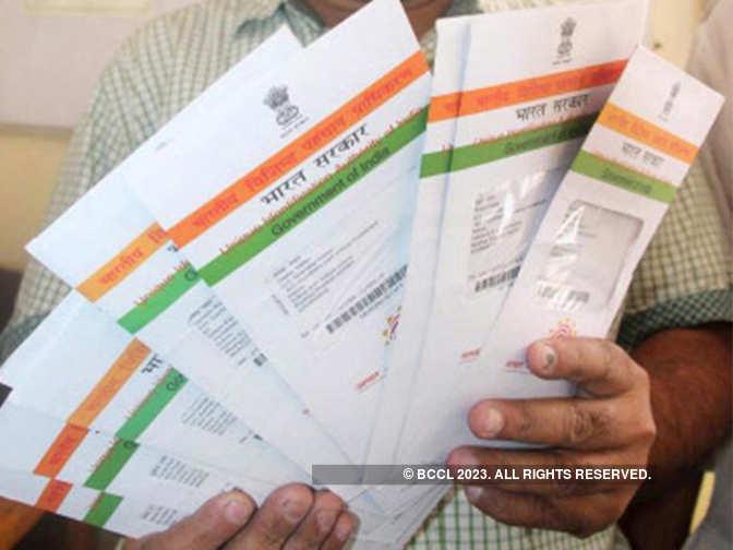 Government keeps window open on PAN, Aadhaar for financial dealings