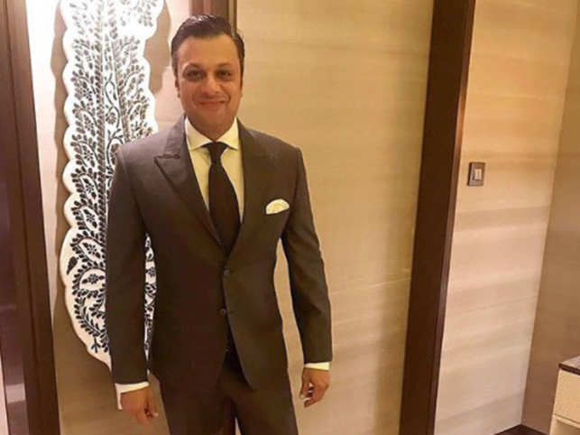 Zaheer Khan S Wedding Planner Aditya Motwane Is Back In Action