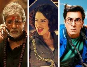 'Sarkar 3', 'Rangoon', 'Jagga Jasoos': Bollywood films that came, but couldn't conquer the box office