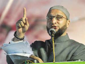 India can't be governed on basis of Hindi, Hindu & Hindustan: Asaduddin Owaisi