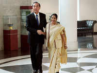 Peace, tranquility along border essential pre-requisites for smooth bilateral ties: India to China