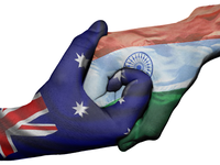 India, Japan & Australia firm up partnership for free and open Indo-Pacific region