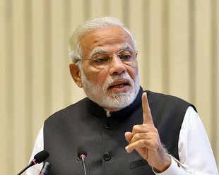 NPA biggest scam under UPA: PM Modi