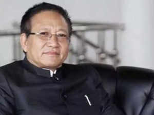 naga people 's front: Nagaland Chief Minister TR Zeliang