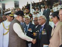 INS Kalvari prime example of Make in India, says PM Narendra Modi