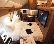 Inside Singapore Airlines' Airbus A380 luxe suites