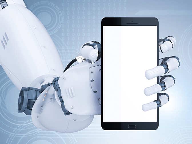Benefits of AI on smartphones - 4 smartphones with