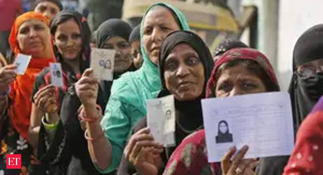 Watch: Exit polls predicts BJP's win in Gujarat
